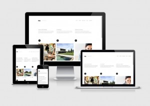Responsive Web Design - Example