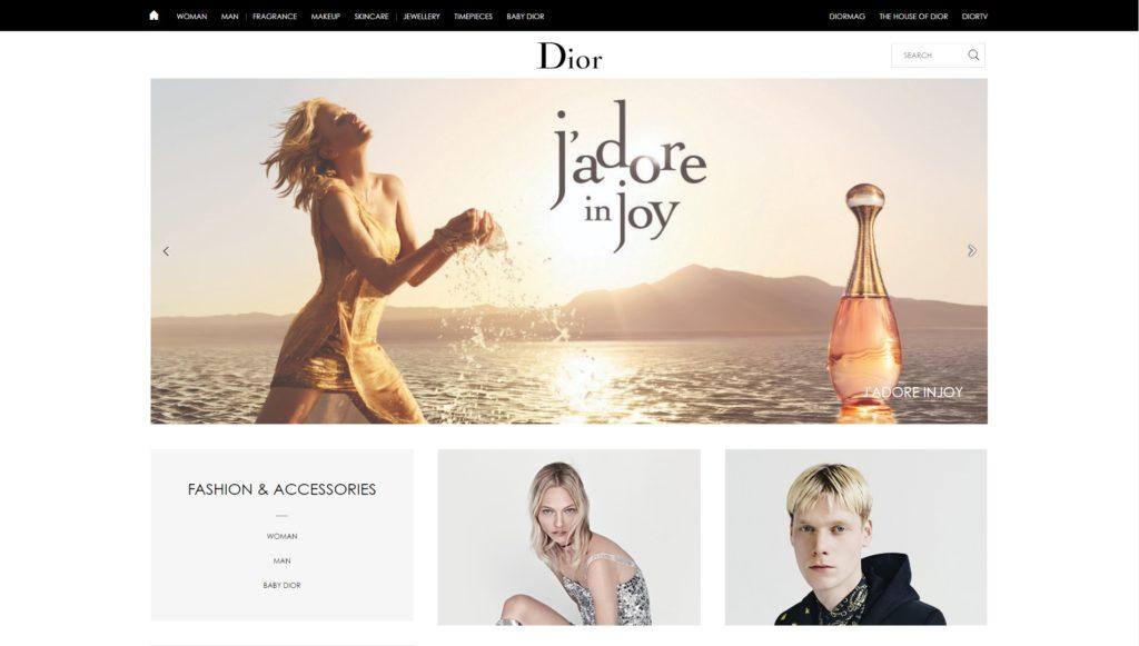 minimalizm stron internetowych