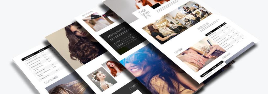 Nowoczesne strony WWW - minimalizm