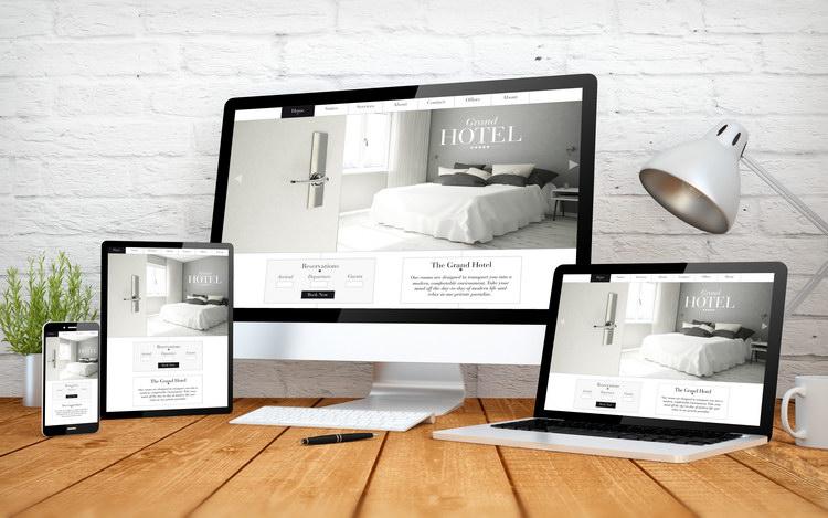 Przykłady responsive web design