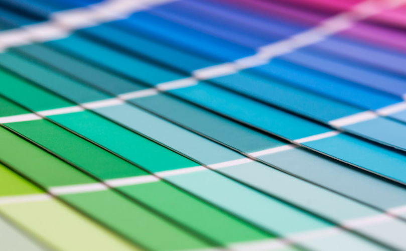 Nazwy kolorów, popularne barwy, kody hex