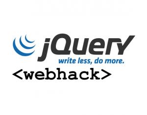 jquery webhack