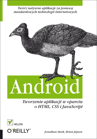 Android Apps HTML5 CSS JavaScript książka