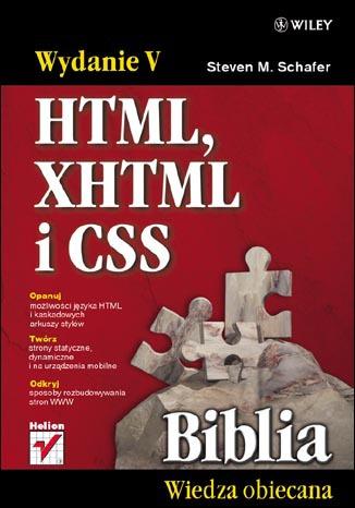biblia helion HTML, CSS książka