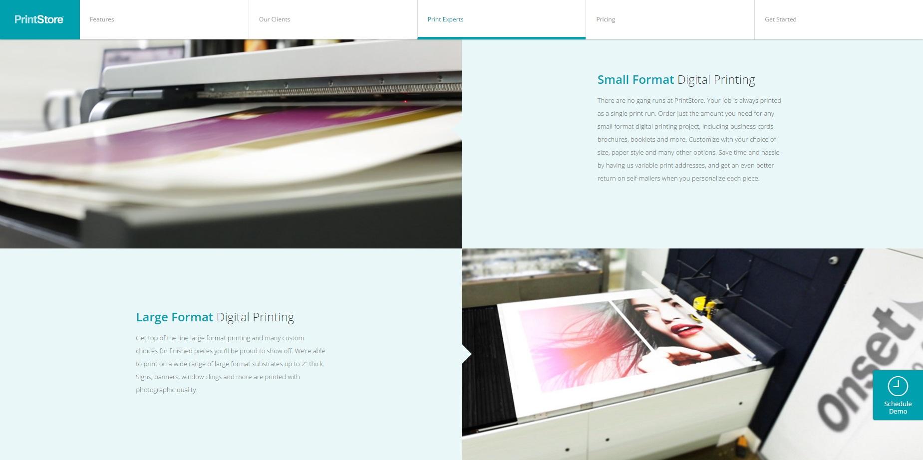 print store – najladniejsze strony internetowe