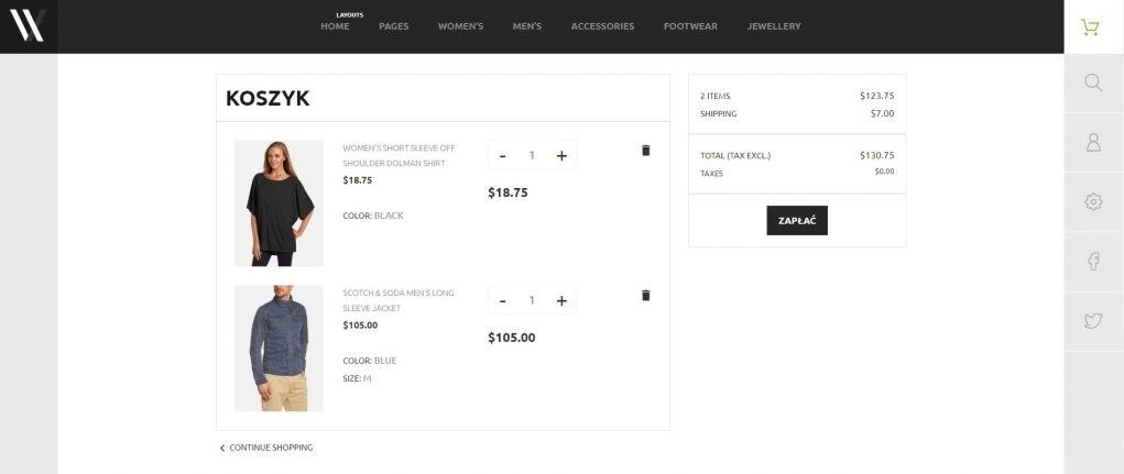 audyt UX sklepu internetowego - proces zakupowy