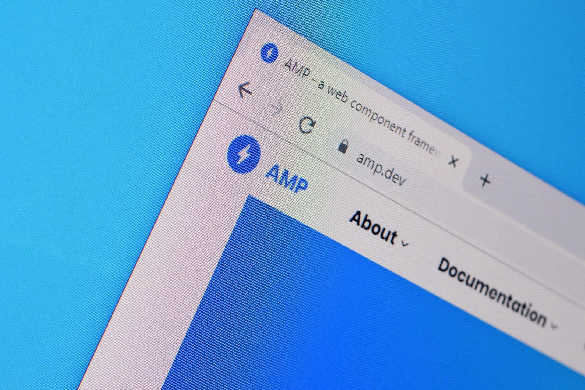 Obsługa formularzy na stronach AMP