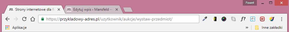 parsowanie adresu url