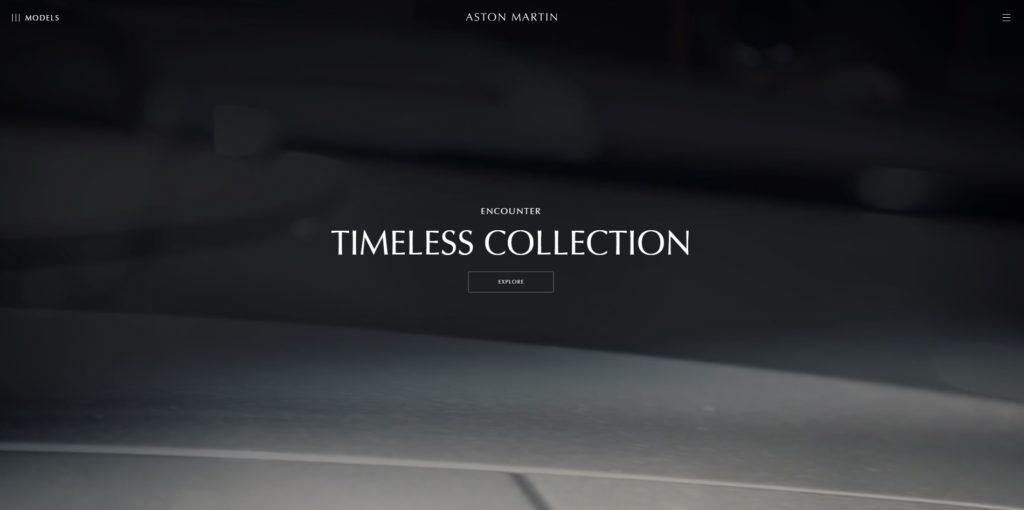 Trendy Web Design 2019 - slider