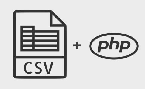 Import i eksport danych CSV w PHP