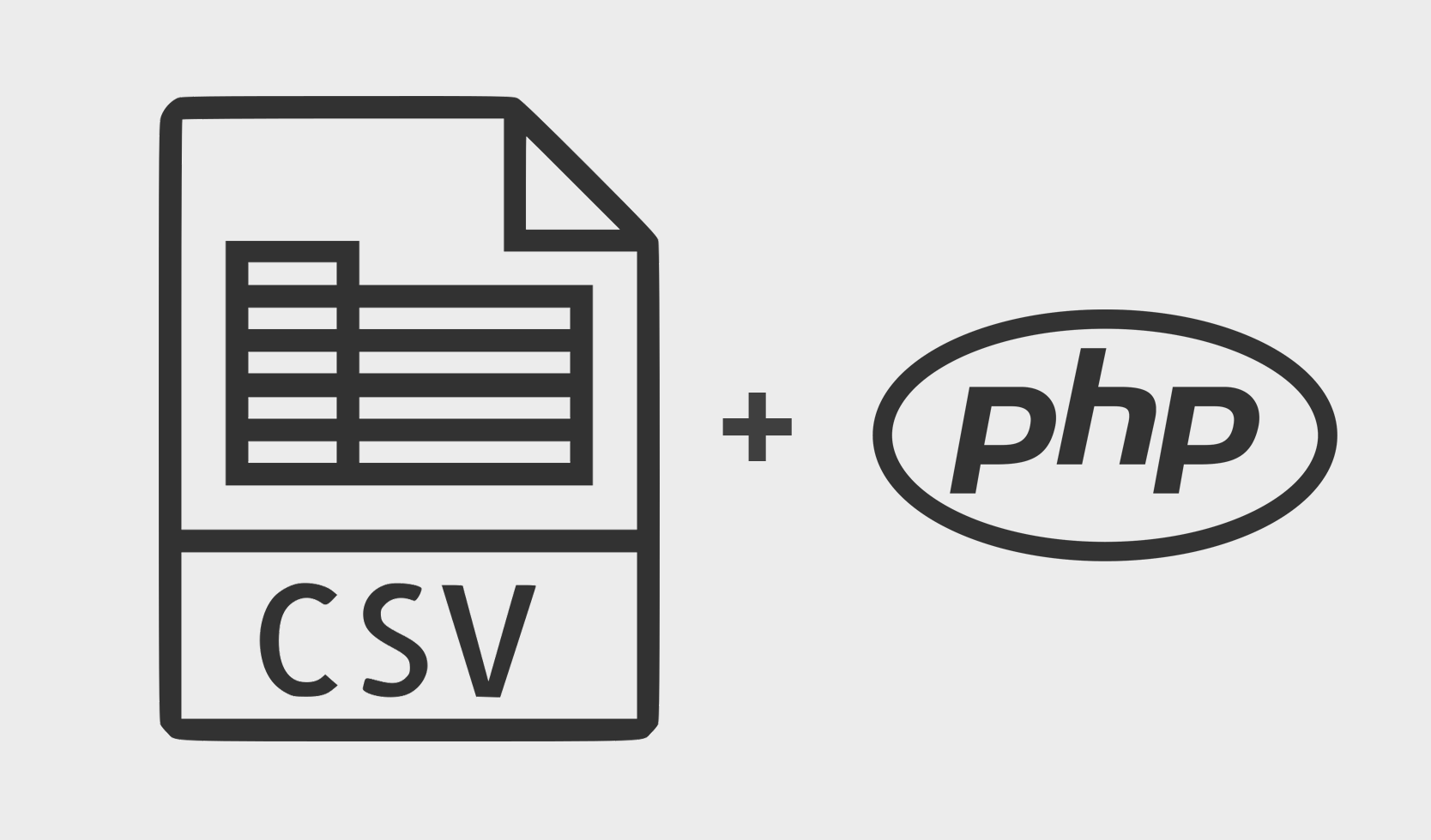Import i eksport plików w formacie CSV w PHP