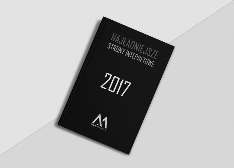 Najładniejsze strony internetowe 2017