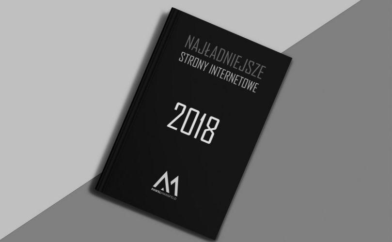 Najładniejsze strony firmowe 2018