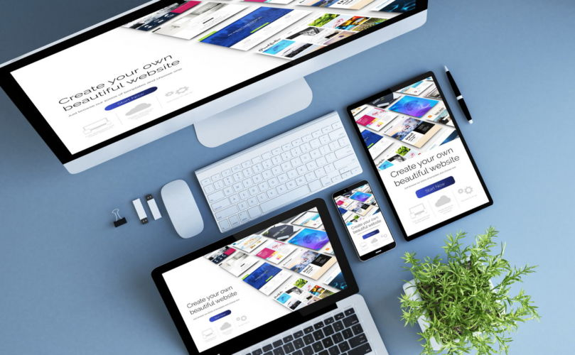 Gotowe szablony stron WWW – zalety, wady i mity