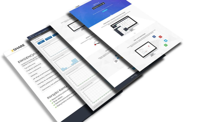 Projektowanie i tworzenie stron One-Page
