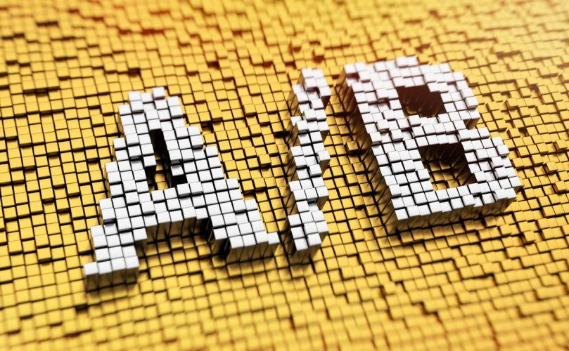 Testy A/B stron internetowych (przykłady)
