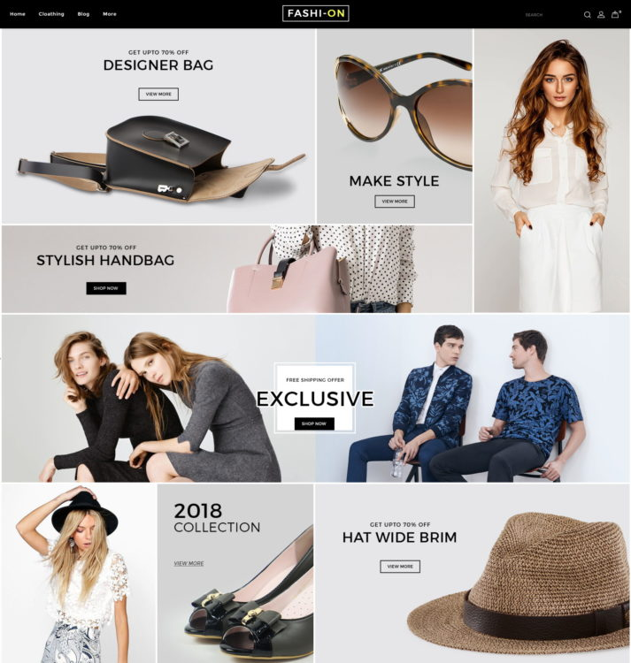 najlepsze szablony prestashop moda
