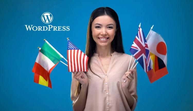 Wielojęzyczna strona WordPress – kilka języków