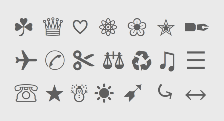 Znaki specjalne HTML – symbole, encje, unicode