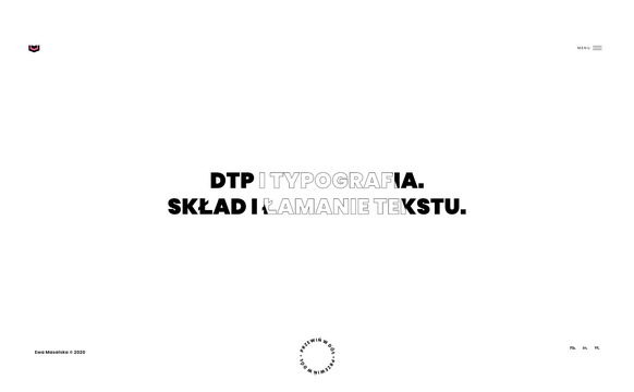 DTP - Typografia