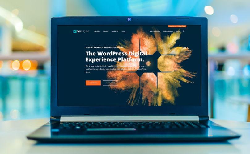 Hosting WP Engine – instalacja, test i opinie