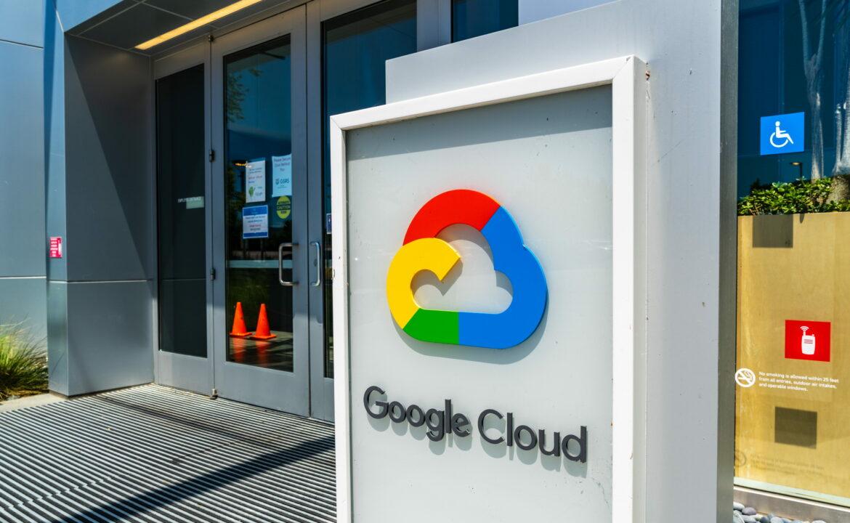 Zmiana regionu w Google Cloud